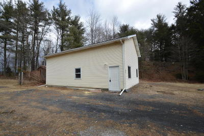 Monroe County, Pike County Rental For Rent: 383 Old Route 940 #Cottage