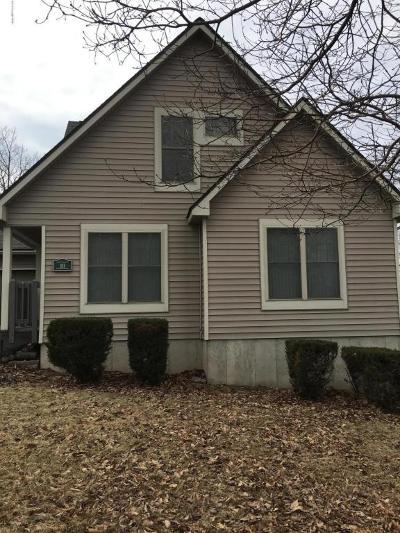 Tannersville Rental For Rent: 207 Upper Deer Valley Road