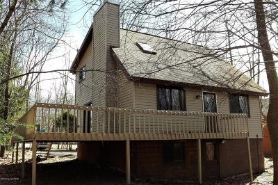 Blakeslee Single Family Home For Sale: 114 Fern Ridge Rd