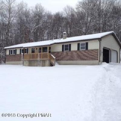 East Stroudsburg Single Family Home For Sale: 22 Pardees Loop
