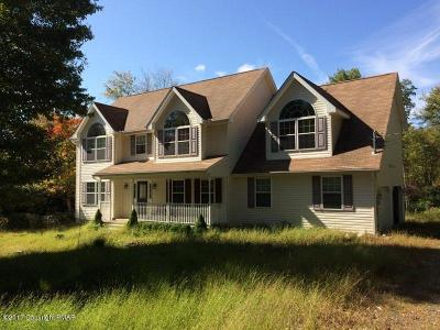 Jim Thorpe Single Family Home For Sale: 19 Choctaw Rd