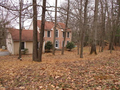 Saylorsburg Single Family Home For Sale: 145 Big Buck Dr