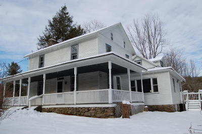 Cresco Single Family Home For Sale: 413 Lower Swiftwater Rd