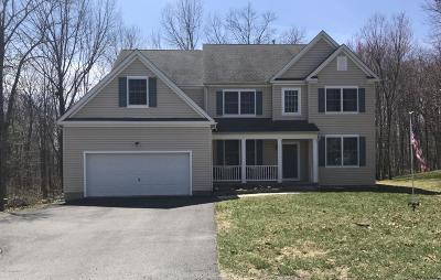 East Stroudsburg Single Family Home For Sale: 5403 White Blossom Lane