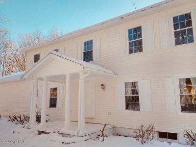 Effort Single Family Home For Sale: 221 Eldorado Dr