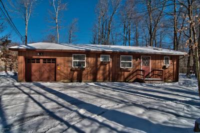 Pocono Pines Single Family Home For Sale: 2376 Hillcrest Dr