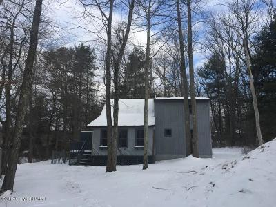 Canadensis Single Family Home For Sale: 203 Lake Rd