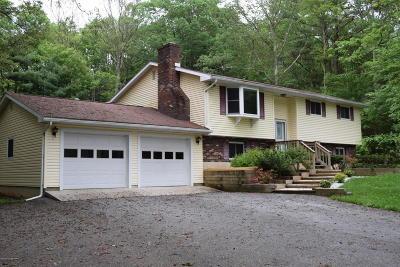 Effort Single Family Home For Sale: 409 Short Bull Rd