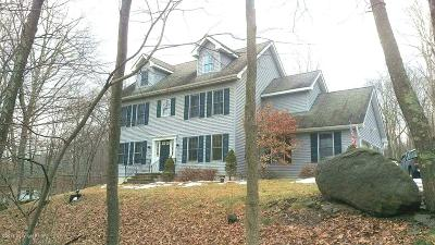 East Stroudsburg Single Family Home For Sale: 2422 Sidorick Ln