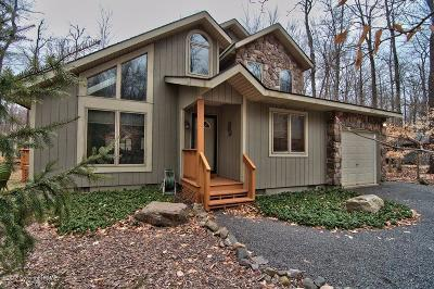 Pocono Pines Single Family Home For Sale: 120 Gross Dr