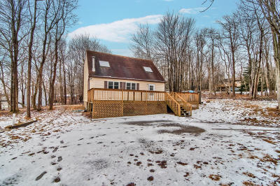 Long Pond Single Family Home For Sale: 1176 Horizon Dr
