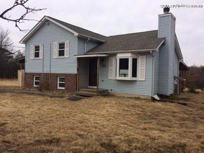 Blakeslee Single Family Home For Sale: 1350 Mathews Dr