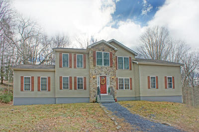 East Stroudsburg PA Single Family Home For Sale: $289,800