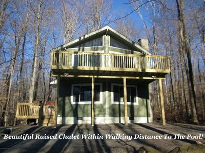 Pocono Lake Single Family Home For Sale: 161 Moshannon Dr