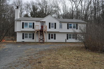 East Stroudsburg Single Family Home For Sale: 116 Deer Path