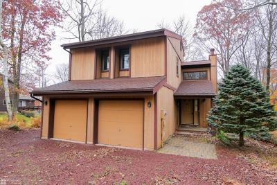 Lake Harmony Single Family Home For Sale: 11 Matz Pass