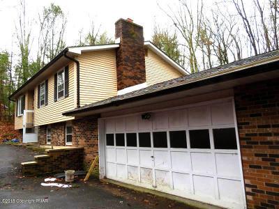 Effort Single Family Home For Sale: 4112 Radiant Dr