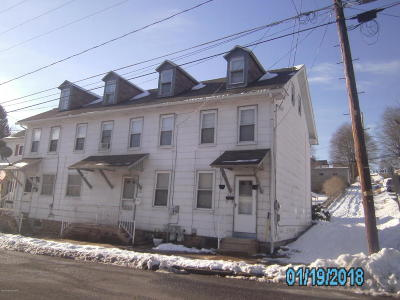 Jim Thorpe Multi Family Home For Sale: 631-633 South St