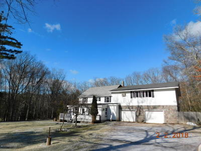 East Stroudsburg Single Family Home For Sale: 361 Wooddale Rd
