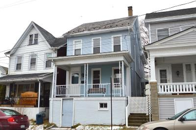 Jim Thorpe Single Family Home For Sale: 97 N North Ave