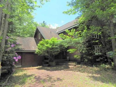 Pocono Pines PA Single Family Home For Sale: $262,500