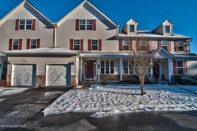 East Stroudsburg Single Family Home For Sale: 604 Brushy Mountain Rd