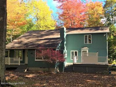 Locust Lake Village Single Family Home For Sale: 1846 Stag Run Road