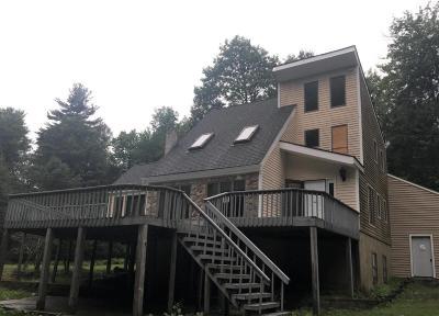 Pocono Lake Single Family Home For Sale: 1136 Route 940 Rte