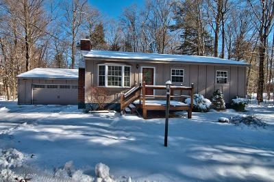 Lake Naomi, Timber Trails Single Family Home Sold: 278 Route 423