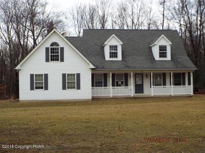Jim Thorpe Single Family Home For Sale: 22 Shadblue Ln