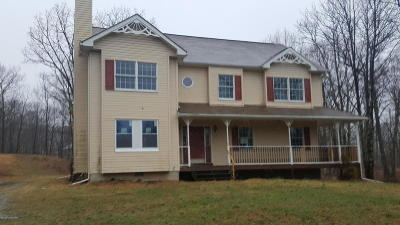 East Stroudsburg Single Family Home For Sale: 112 Crown Point Ct