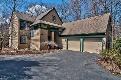 Buck Hill Falls Single Family Home For Sale: 119 Creekside Rd