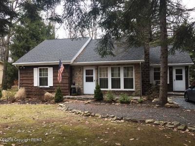 Lake Harmony Single Family Home For Sale: 46 Split Rock Rd