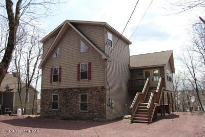 Lake Harmony Single Family Home For Sale: 119 Skye Dr