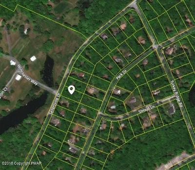 East Stroudsburg Residential Lots & Land For Sale: T 552 Sellersville Lot 42 Rd