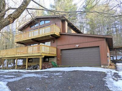 East Stroudsburg Single Family Home For Sale: 183 Murray Hill Road