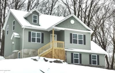 East Stroudsburg Single Family Home For Sale: Lot 216 Reagan Drive