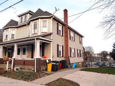 Bangor Single Family Home For Sale: 207 N 7th St