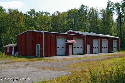 Blakeslee Commercial For Sale: 1440 State Route 940