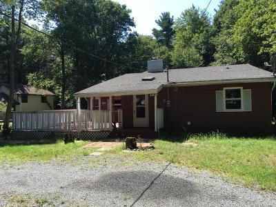 Albrightsville Single Family Home For Sale: 50 Sassafras Road
