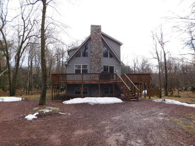 Lake Harmony Single Family Home For Sale: 85 Estates Dr