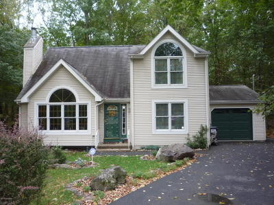 East Stroudsburg Single Family Home For Sale: 123 Pasquin Dr.