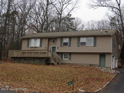 Stroudsburg PA Single Family Home For Sale: $124,800