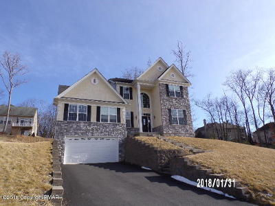 Country Club Of The Poconos Single Family Home For Sale: 1604 Big Ridge Dr
