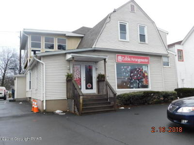 Stroudsburg Commercial For Sale: 921 N 9th St