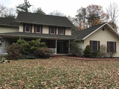 East Stroudsburg Single Family Home For Sale: 1516 Slope Rd