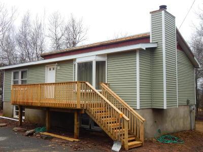 Albrightsville Single Family Home For Sale: 622 Scenic Dr