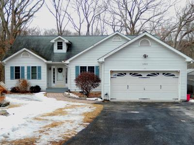 East Stroudsburg Single Family Home For Sale: 1553 Slope Road