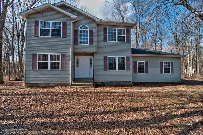 Effort Single Family Home For Sale: 1205 Juno Dr