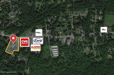 Cresco Residential Lots & Land For Sale: Route 390 & Weibolt Road